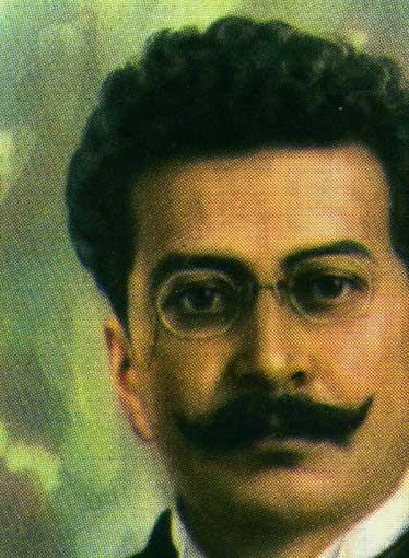 Ricardo Flores Magón (1874-1922)